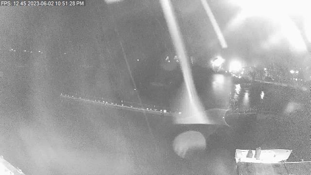 Webcam view of Mahone Bay Civic Marina mooring field