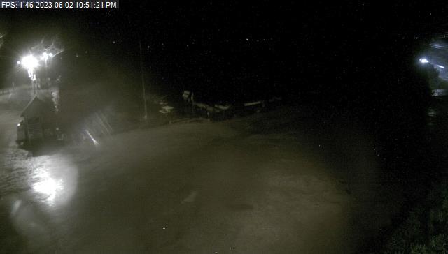 Webcam view of Mahone Bay Civic Marina parking