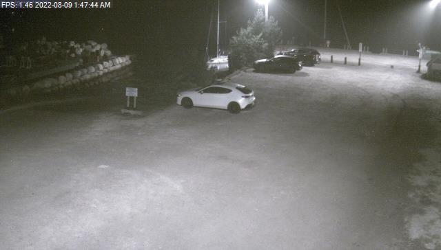 Webcam view of Mahone Bay Civic Marina wharf